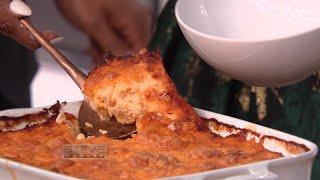 Harvey Family Mac & Cheese Recipe || STEVE HARVEY