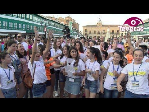 El Encuentro Regional de Escuelas de Música y Danza reúne a más de 800 alumnos en Almagro