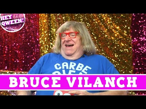 Comedy Legend Bruce Vilanch on Hey Qween! With Jonny McGovern