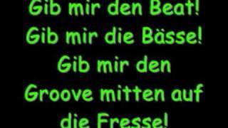 Wise Guys - Achtung, ich will tanzen! (Lyrics)