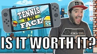 Worth Buying?: Tennis in the Face (Nintendo Switch) | 8-Bit Eric