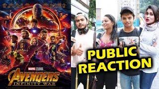 Avengers Infinity War Movie ,Public Reaction,Public Review,avengers public review