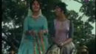 Titli Udi - Vyjayanthimala & Mumtaz - Suraj