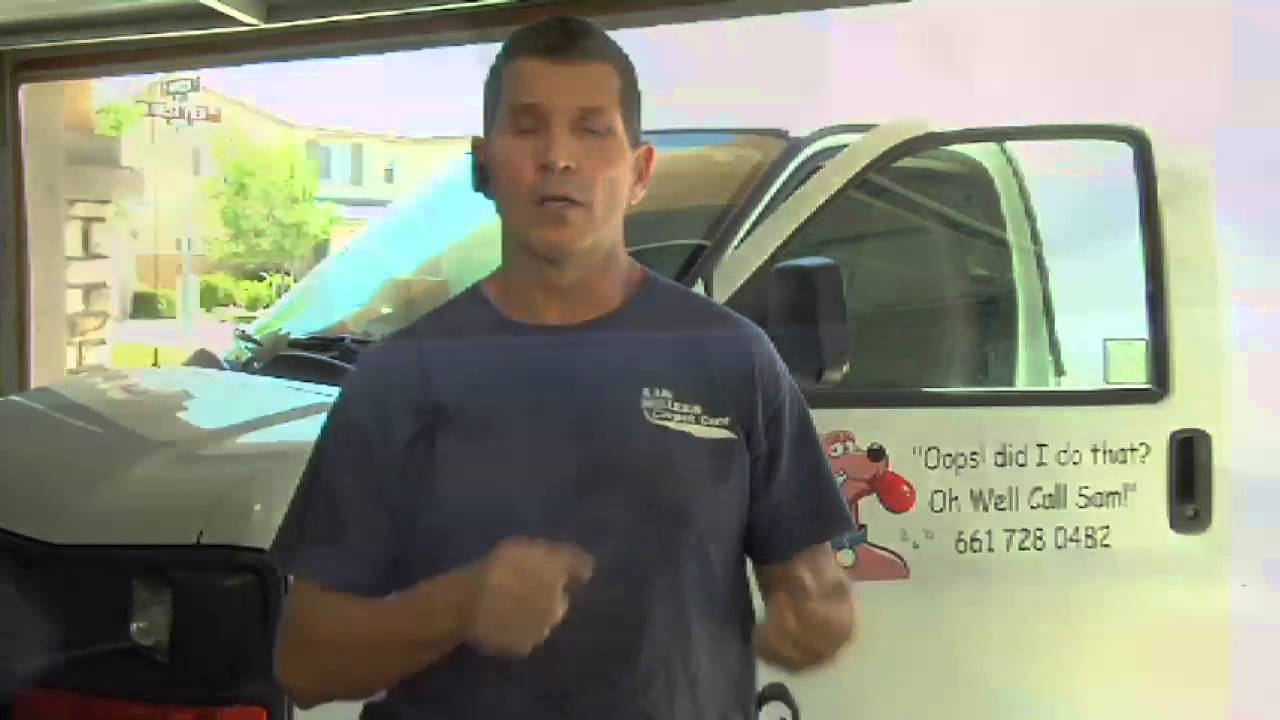 Sam Millers carpet care - YouTube