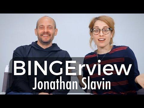 BINGErview  Jonathan Slavin Talks Eating Disorders!