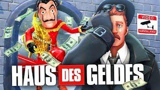 *NEU* HAUS DES GELDES Modus in Fortnite (Netflix)