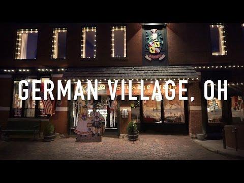 German Village Ohio - Travel With Me