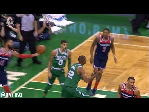 Al Horford Highlights vs Washington Wizards (12 pts, 7 reb, 6 ast)
