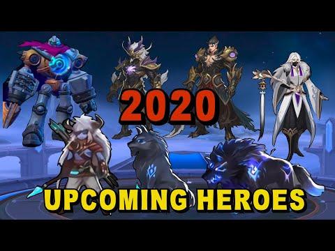 4 Upcoming New Heroes In 2020 Mobile Legends - Mobile Legend Bang Bang
