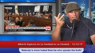 La Verdad es La Verdad - (The Truth is the Truth) 12-13-2019