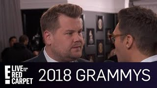 Baixar James Corden Reveals 2018 Grammys Performances | E! Red Carpet & Award Shows
