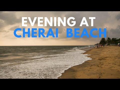 Cherai beach kerala - Beach in Cochin Vipin Island Kerala Malabar Coast