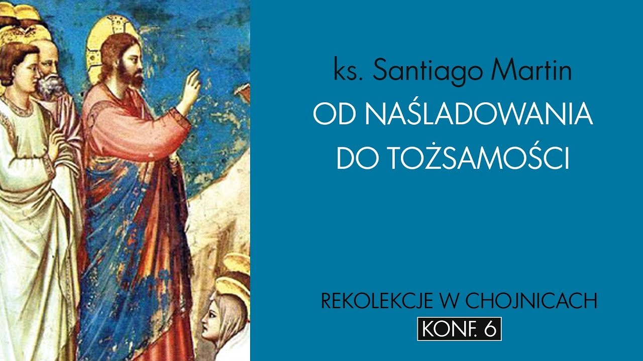 Chojnice 2017. Rekolekcje z ks. Santiago Martinem cz. 06