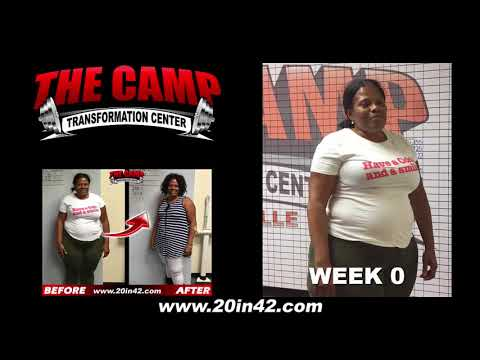 Jacksonville FL Weight Loss Fitness 6 Week Challenge Results - Victoria E.