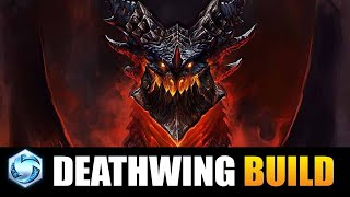 Deathwing DAY 1 BUILD // Heroes of the Storm