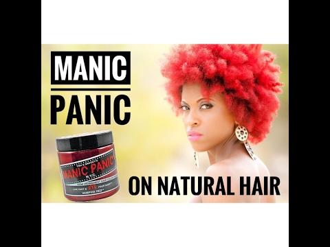 beauty manic panic natural