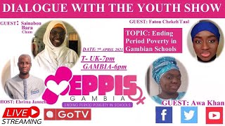 Dialogue With The Youths Show: SPECIAL INTERVIEW with EPPIS