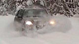 Chery Tiggo 2.0 Acteco 4x4 2014 snow полный привод по снегу(Тигго 4х4 по свежему снегу, выпало 15-20см снега за ночь, после 1 км по такому лёгкому снежку появился лёгкий..., 2014-01-07T07:52:28.000Z)