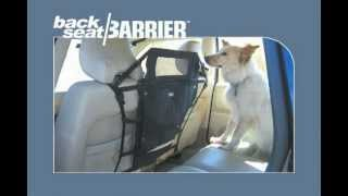 Kurgo Backseat Barrier - Stop your dog getting in the front of your car. Thumbnail