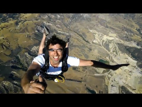 Thumbnail: Project Glass: Skydiving Demo at Google I/O 2012