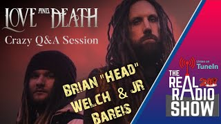 "Brian ""Head"" Welch of KoRn"