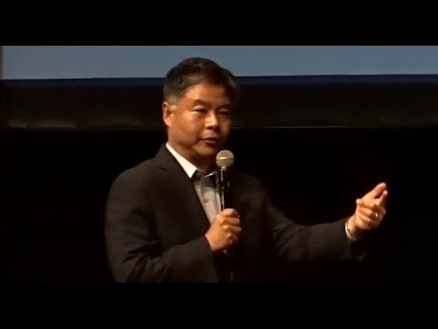 TRUMP SUPPORTERS GET IN REAL QUESTIONS AT CONGRESSMAN TED LIEU TOWNHALL. HE DOESN'T ANSWER THEM