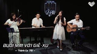 [CHẠM - Live Acoustic] Thánh Ca: Buổi Mai Với Giê-xu (In The Garden) || Nenita