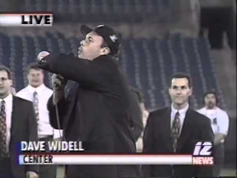 Jaguars Celebrate Playoff win over Broncos 1996 (pt3)