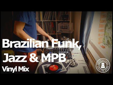 Rook Radio #5 Brazilian Funk, Jazz & MPB (Vinyl Mix)