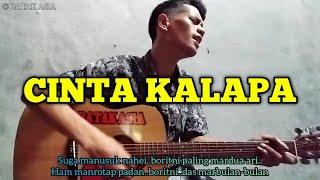 CINTA KALAPA || cover BATAK ASIA