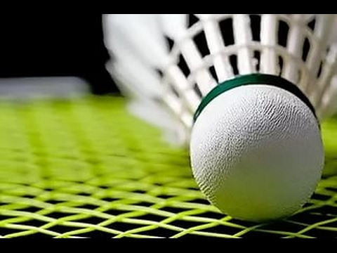badminton paragraph