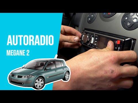 [ TUTO RENAULT MEGANE 2 ] Changer le poste-radio