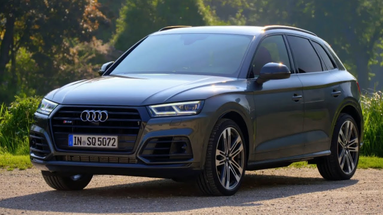 2020 Audi Sq5 Review.2020 Audi Sq5 Suv Unveiled