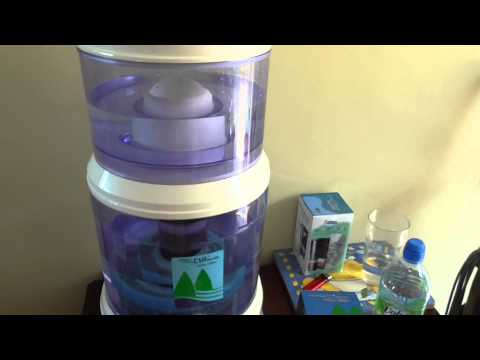 (REVIEW) - EVA - Advanced Water Filtration system - From Tapwater to Spring Water