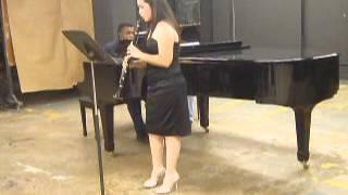 Rigaudon para Clarinete y Piano
