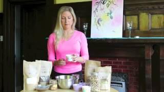 Raw Almond Joy Granola