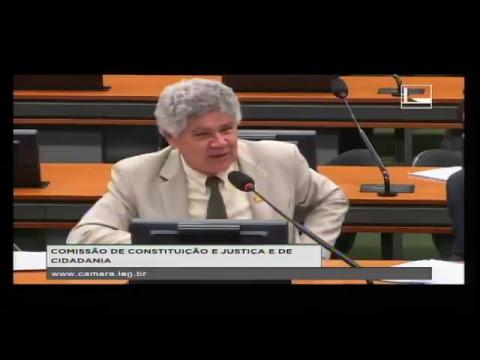 CONSTITUIÇÃO E JUSTIÇA E DE CIDADANIA - Reunião Deliberativa - 11/04/2017 - 10:31