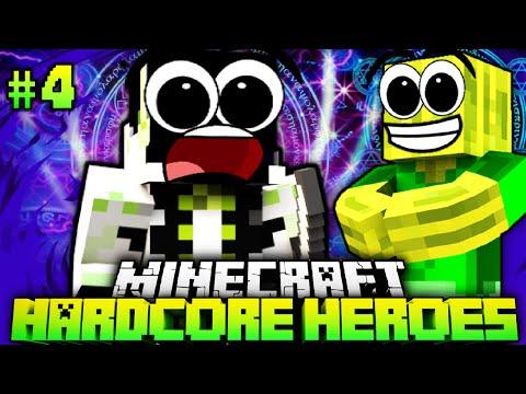 AAAABGEZOGEN!!! - Minecraft Hardcore Heroes 3 - #04 [Deutsch/HD]