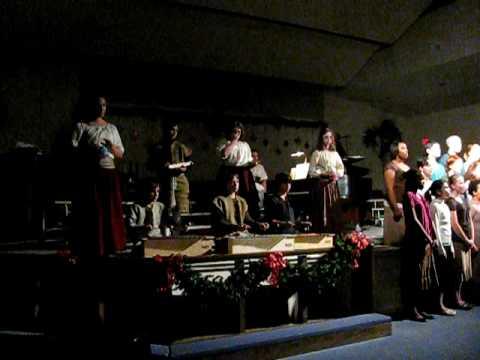 The GAP School Orff Ensemble