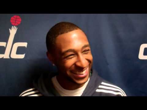 A.J. Price on 'Watergate' - Washington Wizards Exit Interviews - 4/18/2013
