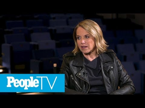 Katie Couric: Husband's Death Gave Her 'A Higher Sense Of Purpose'   PeopleTV