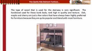 Stairway Futon Bunk Beds