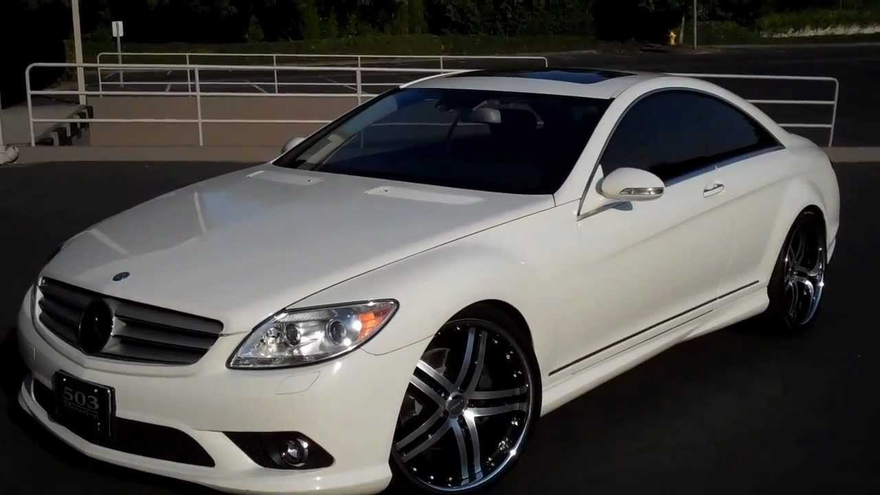 Image gallery 2009 mercedes cl550 for 2009 mercedes benz cl550