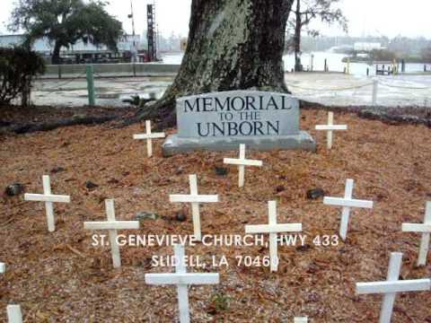 St. Genevieve Memorial To The Unborn