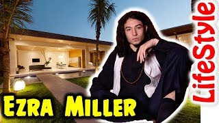Ezra Miller Unknown Lifestyle || Girlfriends | Scandals | Net worth | Family | House | Cars || #3MR