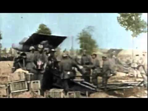 La Primera Guerra Mundial en Color [1/6] - Catastrofe