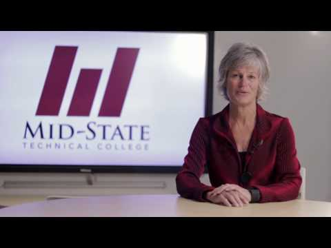 Mid State Technical College Holiday Greeting