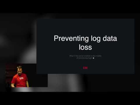 Logging with Node.js - Backend Meetup 03/2017 - 2/2