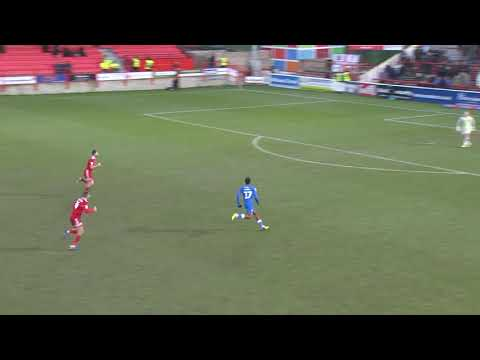HIGHLIGHTS | Accrington Stanley v Posh