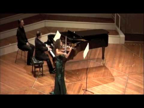 Schumann - Violin Sonata  No.1 in A minor Op.105 - III. Lebhaft (live at Berliner Philharmonie)